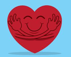 heart-hug